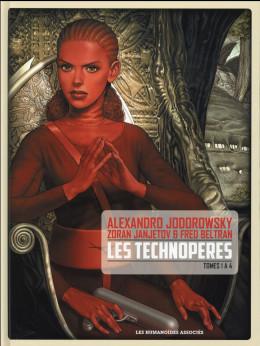 Les technopères - Intégrale tomes 1 à 4