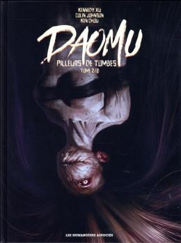 Daomu - Pilleurs de tombes tome 2
