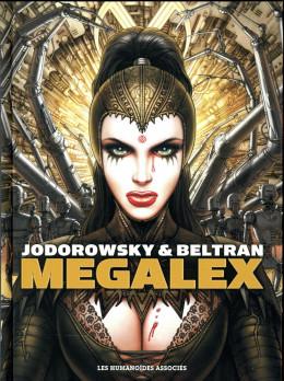Megalex - intégrale (édition 2017)