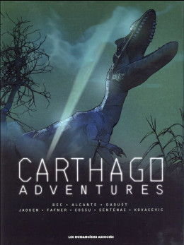 Carthago adventures - Coffret tome 1 à tome 4