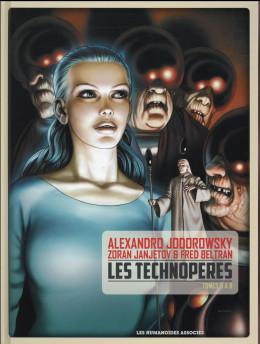 Les Technopères - intégrale tomes 5 à 8