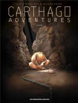 Carthago adventures tome  5