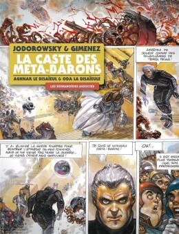 La Caste des Méta-Barons - Intégrale Tome 3 + Tome 4
