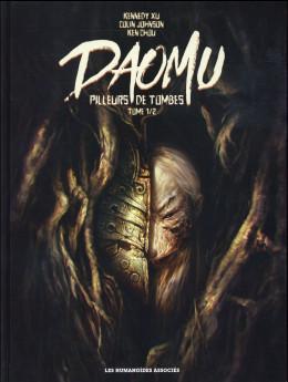 Daomu - Pilleurs de tombes tome 1