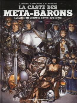 La caste des Méta-Barons - La maison des ancêtres (ed. 2016)