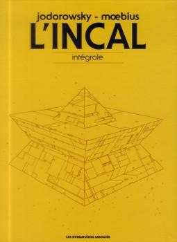 L'Incal - intégrale, coffret