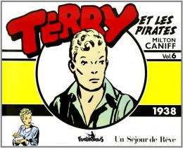 terry et les pirates tome 6 - 1938