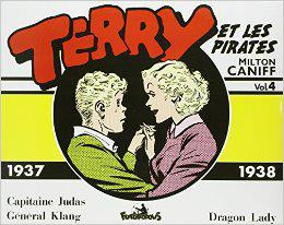 terry et les pirates tome 4 - 1937-1938