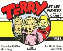 terry et les pirates tome 5 - 1938