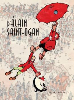 l'art d'alain saint-ogan