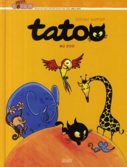 tatoo tome 1 - tatoo au zoo