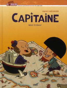 capitaine tome 2 - mon trésor
