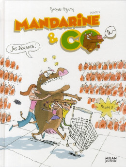 mandarine & cow tome 5