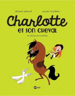 Charlotte et son cheval tome 1