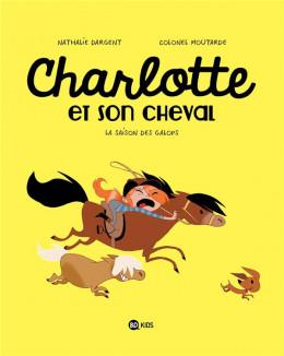 Charlotte et son cheval tome 2