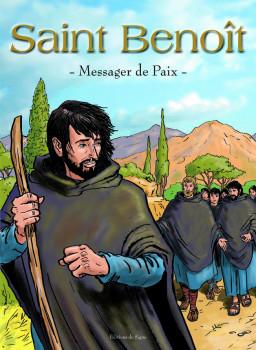 St Benoît - Messager de paix