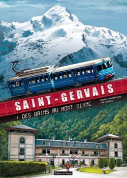 St Gervais des bains au Mont Blanc