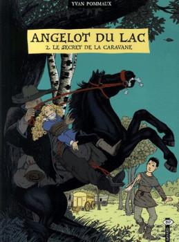 angelot tome 2 - secret de la caravane ed2005