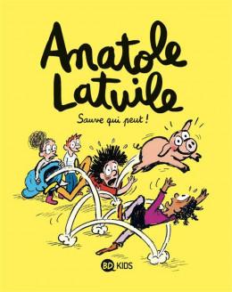 Anatole Latuile tome 10