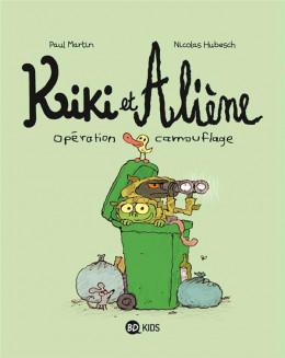 Kiki et Aliène tome 4