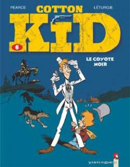 cotton kid tome 6 - le coyote noir