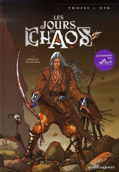Les jours du chaos tome 1 - diabolux ex machina