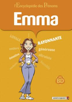 l'encyclopédie des prénoms en bd tome 33 - emma