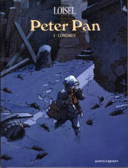 Peter Pan tome 1