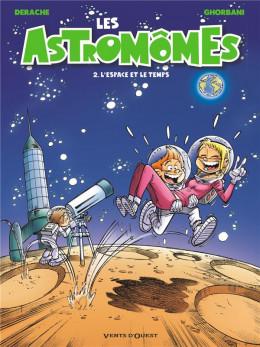 Les astromômes tome 2