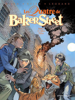 Les quatre de Baker street tome 7