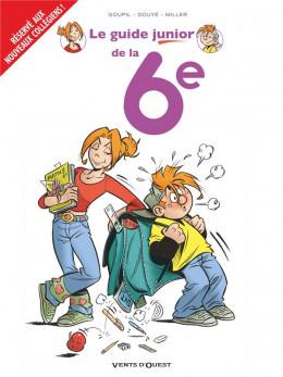 Le guide junior tome 18 - la 6ème