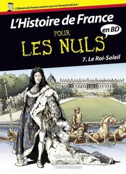 Histoire de France en BD pour les nuls tome 7