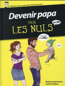Devenir Papa pour les nuls - BD