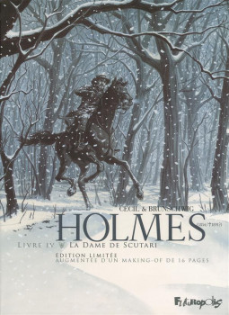 Holmes (1854-1891?) tome 4 - édition speciale