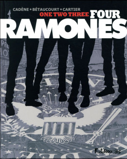 One two three four Ramones !