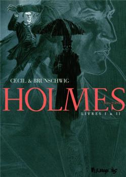 Holmes tomes 1 et 2 - pack été