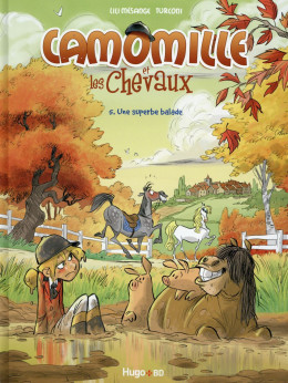 Camomille et les chevaux tome 5
