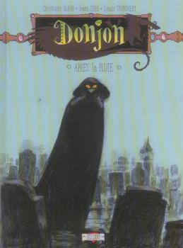 donjon potron-minet tome -84 après la pluie