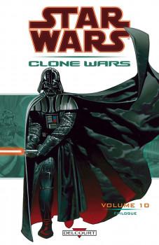 star wars - clone wars tome 10 - épilogue