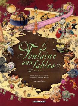 la fontaine aux fables tome 1 (édition 2006)