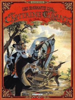 Les enfants du capitaine Grant, de Jules Verne tome 2