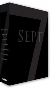 Sept saison 1 - coffret tomes 1 à 7