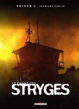 le chant des stryges - saison 2 - coffret première partie - tome 7 à tome 9