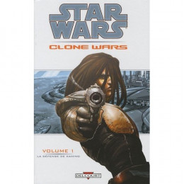 star wars - clone wars - tome 1 et tome 2