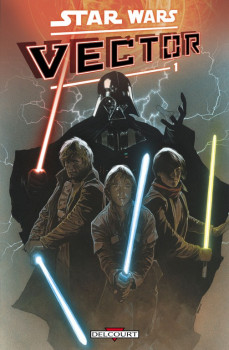 star wars - vector tome 1