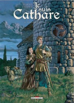 je suis cathare tome 4 - tome 1 offert