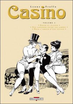casino tome 3 - enfer et plaisir - une espionne entre les jambes - pour l'amour d'une putain
