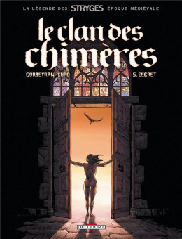 le clan des chimères tome 5 - secret
