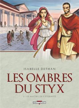 Isabelle dethan bd - Aux portes de l eternite ...