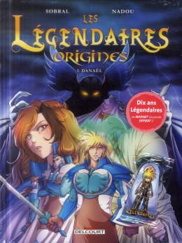 Les légendaires - origines tome 1